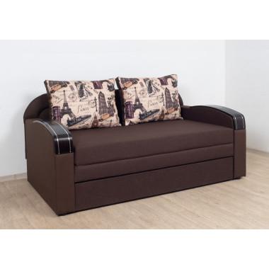 Прямой диван Кубус-Д 1400 SF11