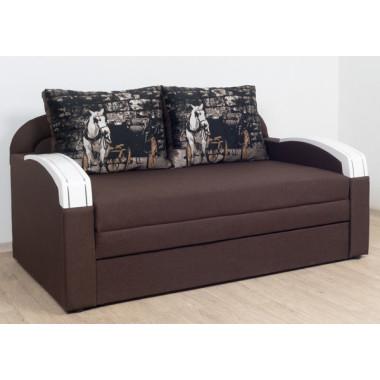 Прямой диван Кубус 1600 SF41