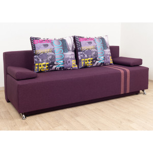 Прямой диван Шанхай ППУ SF23
