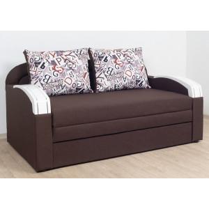 Прямой диван Virkoni Кубус 1400 SF43
