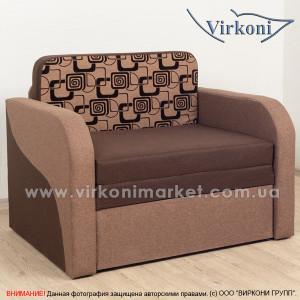 Прямой детский диван Лесик 1100 SF04