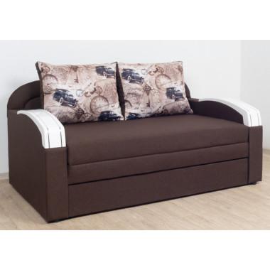 Прямой диван Virkoni Кубус 1400 SF46
