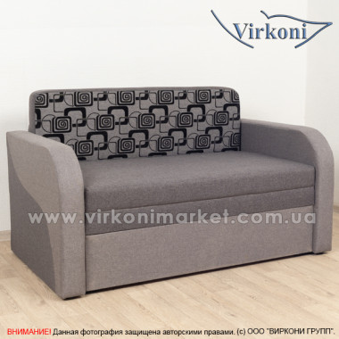 Прямой детский диван Virkoni Лесик 1100 SF03