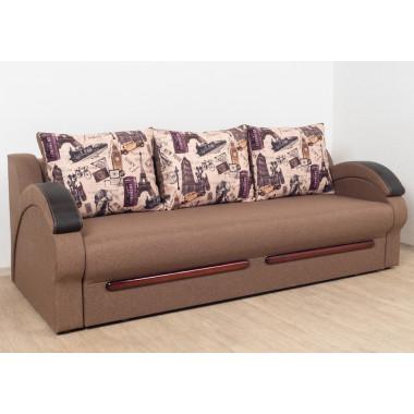 Прямой диван Virkoni Мадрид SF43