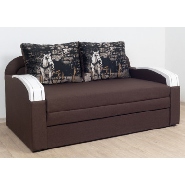 Прямой диван Virkoni Кубус 1400 SF41
