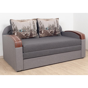 Прямой диван Кубус 1600 SF03