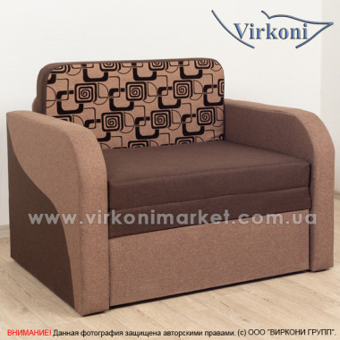 Прямой детский диван Virkoni Лесик 1100 SF04