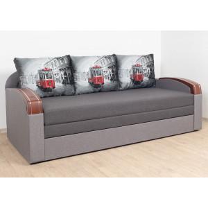 Прямой диван Virkoni Кубус 1800 SF23