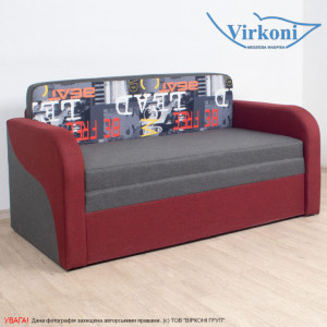 Прямой детский диван Лесик 1300 SF01